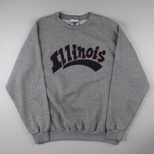 Lee Grey 'Illinois' Sweatshirt