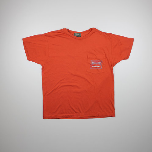 Ralph Lauren Country Orange T-shirt