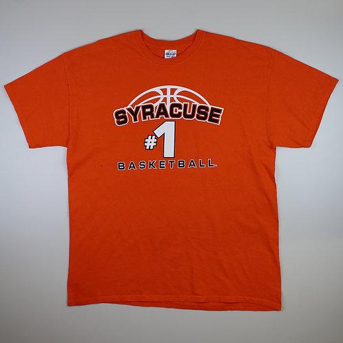 Vintage Orange 'Syracuse' T-Shirt