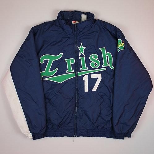 Vintage 'Irish' Navy Coat