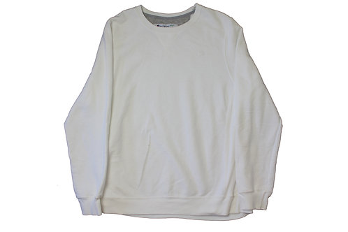 Champion White Sweater