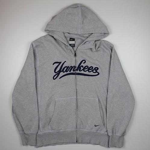 Nike 'Yankees' Grey Hoodie
