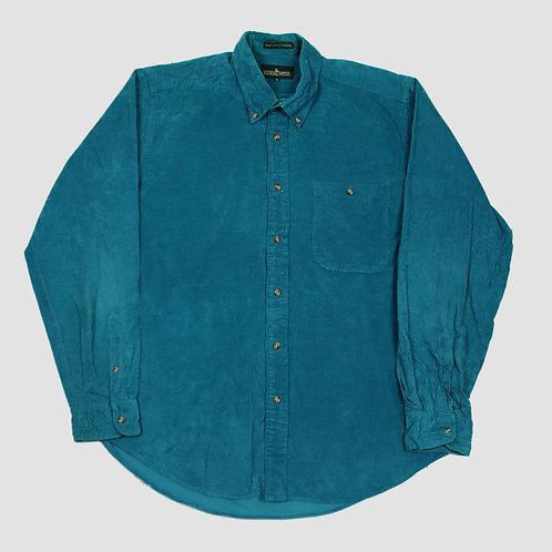 Blue Corduroy shirt