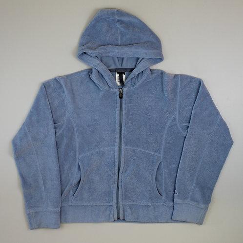 Patagonia Baby Blue Hooded Fleece