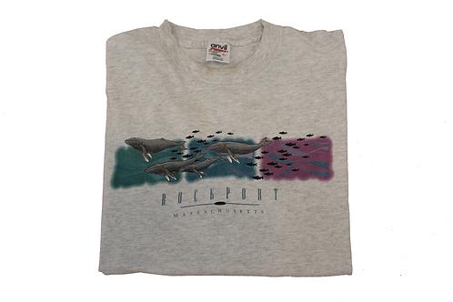 Vintage 'Rockport' T-shirt