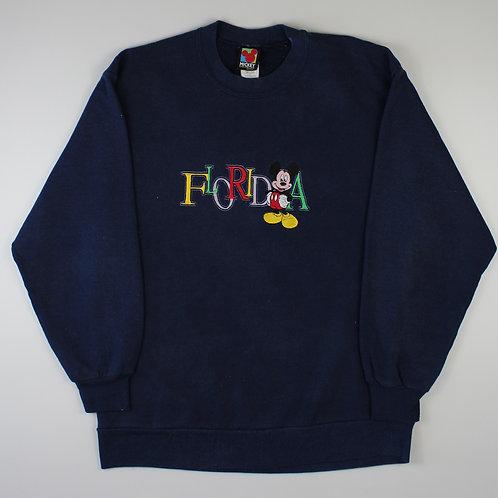 Disney Navy 'Florida' Sweatshirt