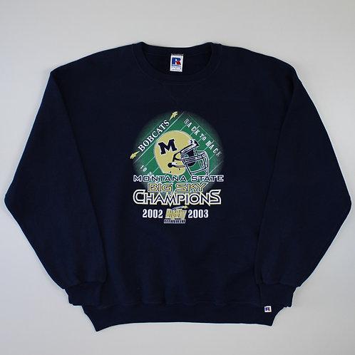 Russel Athletic 'Bobcats' Sweatshirt