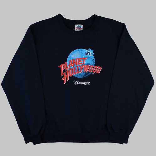 Disney Planet Hollywood Navy Sweatshirt