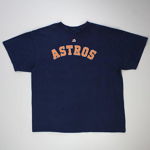 MLB Houston Astros Navy T-shirt