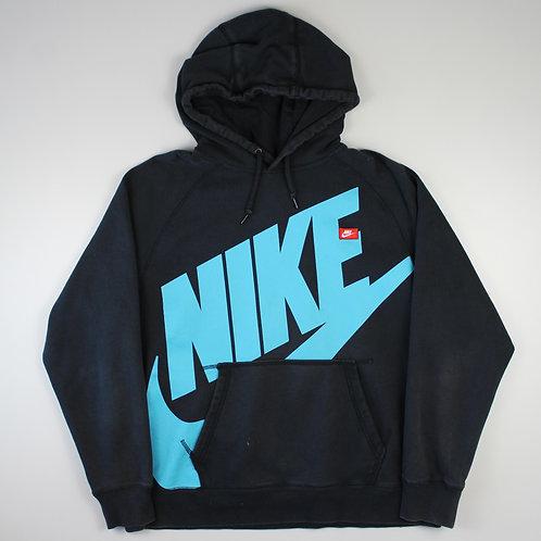 Nike Black Graphic Hoodie