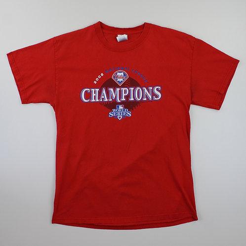 Vintage MLB Phillies Red T-Shirt