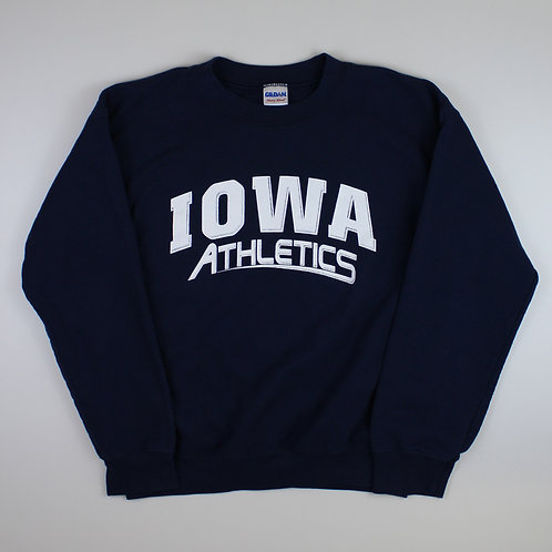 Vintage Navy 'Iowa' Sweatshirt