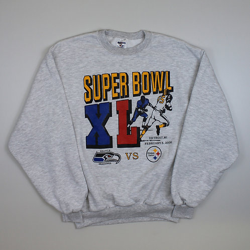 NFL Super Bowl XL Sweatshirt
