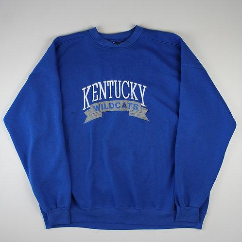 Vintage Blue 'Kentucky Wildcats' Sweatshirt