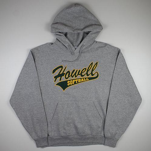 Vintage Grey 'Howell' Hoodie