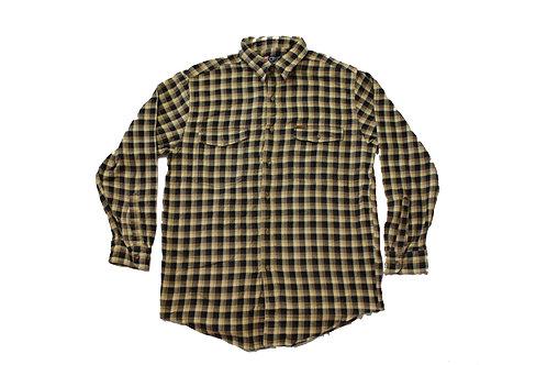 Ralph Lauren & Chaps Flannel Shirt