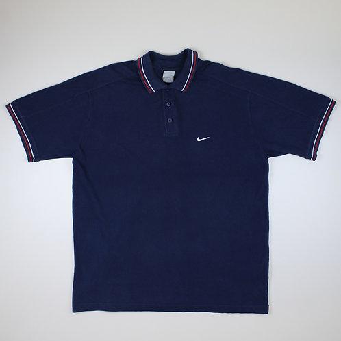 Nike Navy Polo Shirt