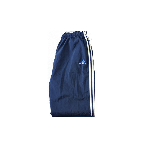 Adidas Navy Tracksuit Bottoms