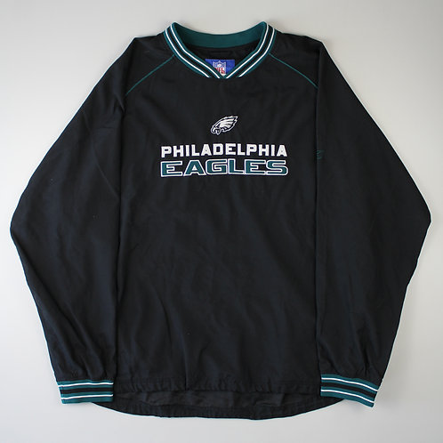 Reebok 'Philadelphia Eagles' Tracksuit Top