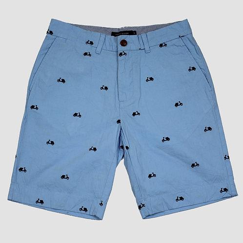 Tommy Hilfiger Blue Scooter Shorts