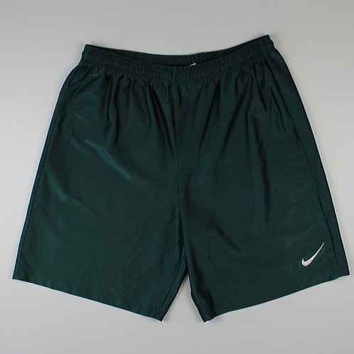 Nike Green Basketball Short