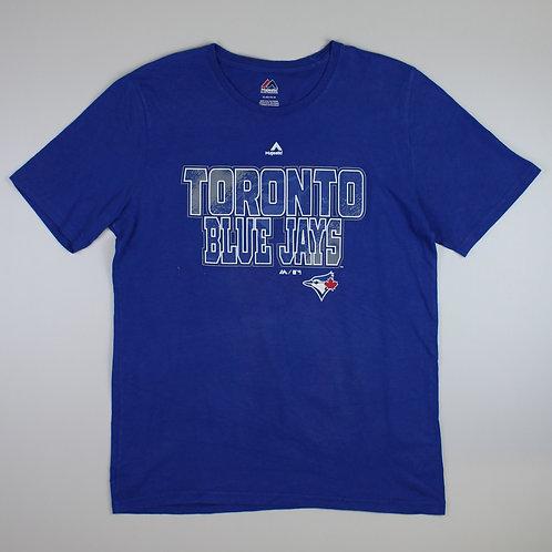 Majestic Blue 'Toronto Blue Jays' T-Shirt