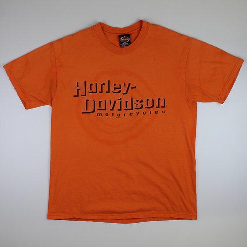 Harley Davidson Orange 'Hal's' T-Shirt