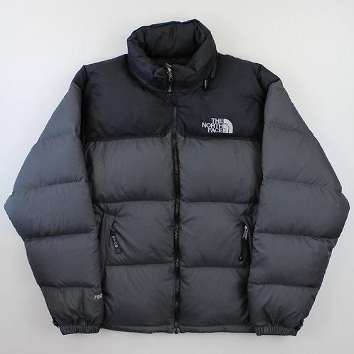 The North Face Nuptse 700 Grey Coat