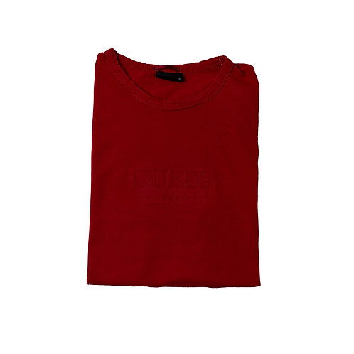 Guess Red Vest