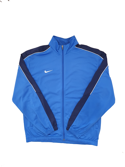Nike Blue Tracksuit Top
