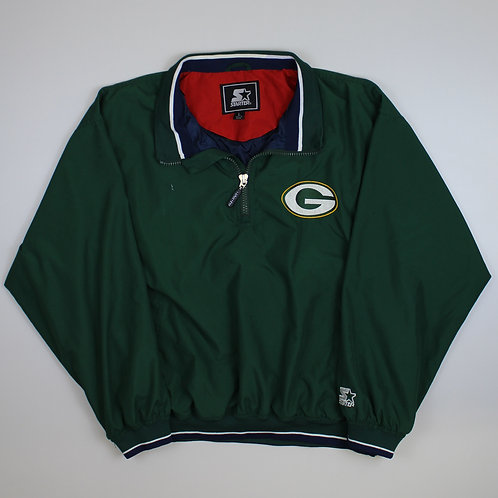 Starter Green Bay Packers Tracksuit Top