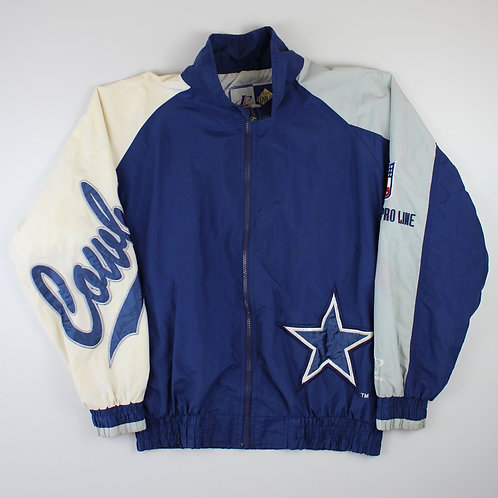 Logo Athletic Dallas Cowboys Tracksuit Top
