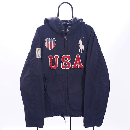 Ralph Lauren Polo Vintage Windbreaker Jacket