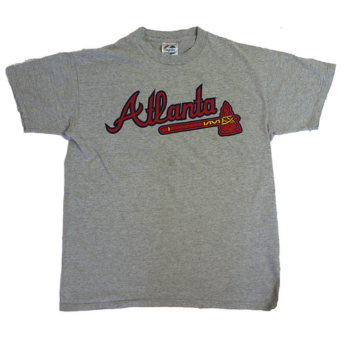 Majestic Atlanta Braves T-shirt