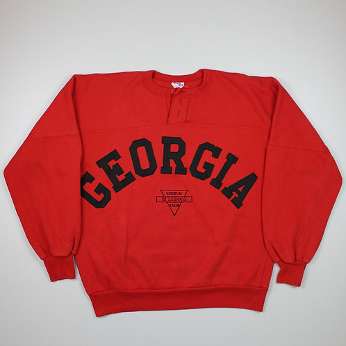 Chalk Line 'Georgia' Red Sweater