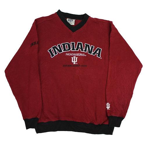 Lee Indiana Hoosiers Maroon Sweater