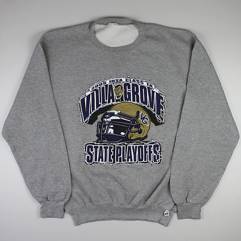 Russel Athletic Grey 'Villa Grove' Sweatshirt