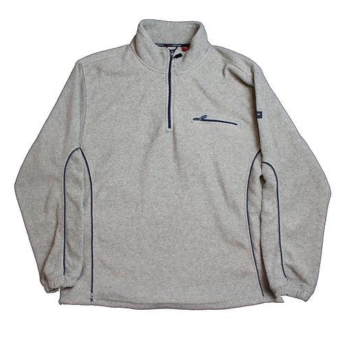 Arrow Beige 1/4 Zip Fleece