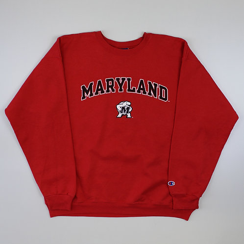 Champion 'Maryland' Sweatshirt