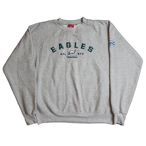 NFL Eagles Grey Sweater