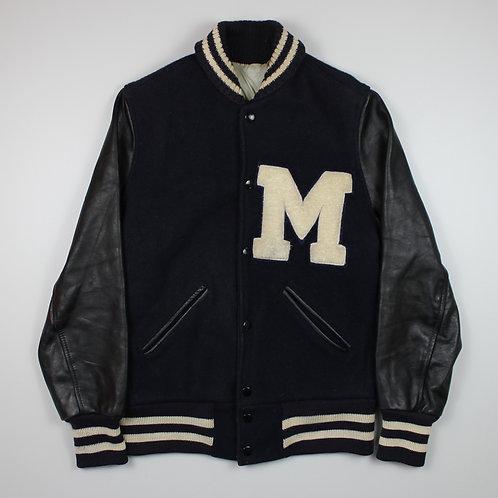 Vintage 'Michigan' Varsity Jacket