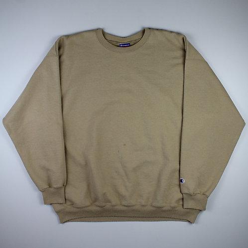 Champion Beige Sweatshirt