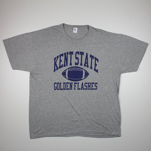 Russell Athletic 'Kent State' Grey T-shirt
