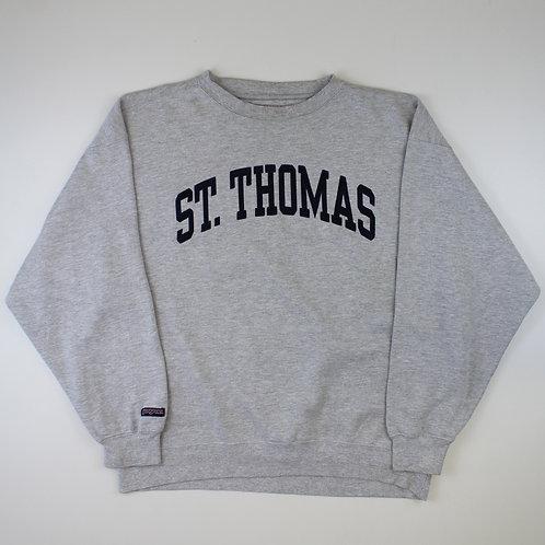 Vintage Grey 'St Thomas' Sweatshirt