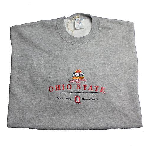 Vintage 'Ohio State Buckeyes' Sweater
