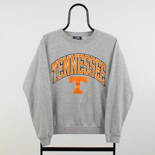 Vintage Grey Tennessee Volunteers Sweatshirt