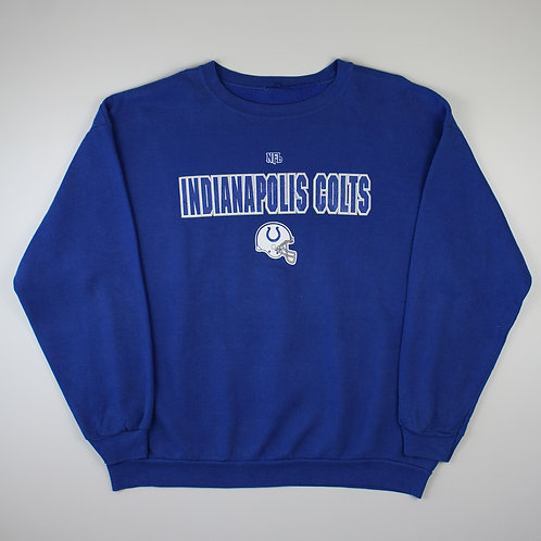 NFL Blue 'Indianapolis Colts' Sweatshirt
