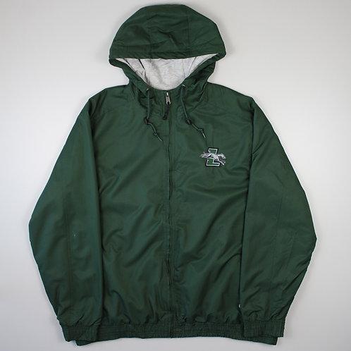 Champion L Greyhound Green Jacket