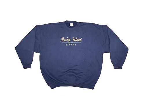 Vintage 'Bailey Island' Sweatshirt