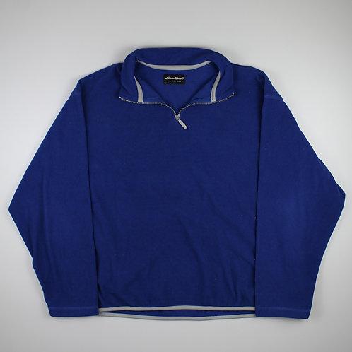 Eddie Bauer Blue Fleece